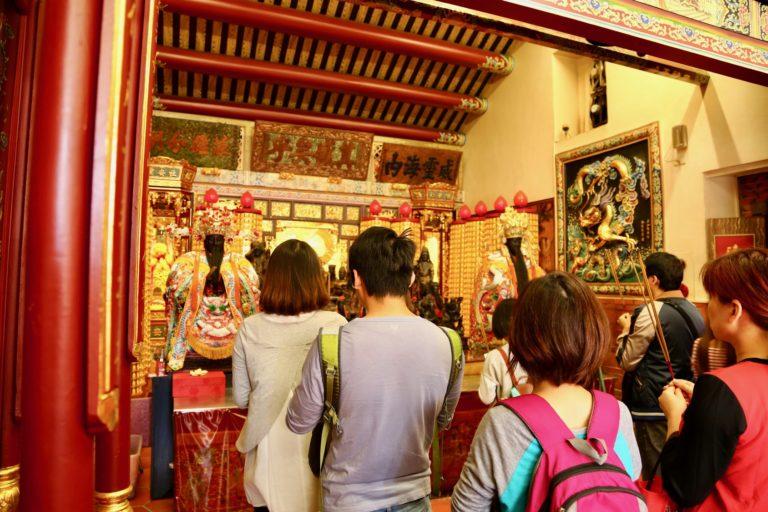 台南で日本人幹部の実態調査