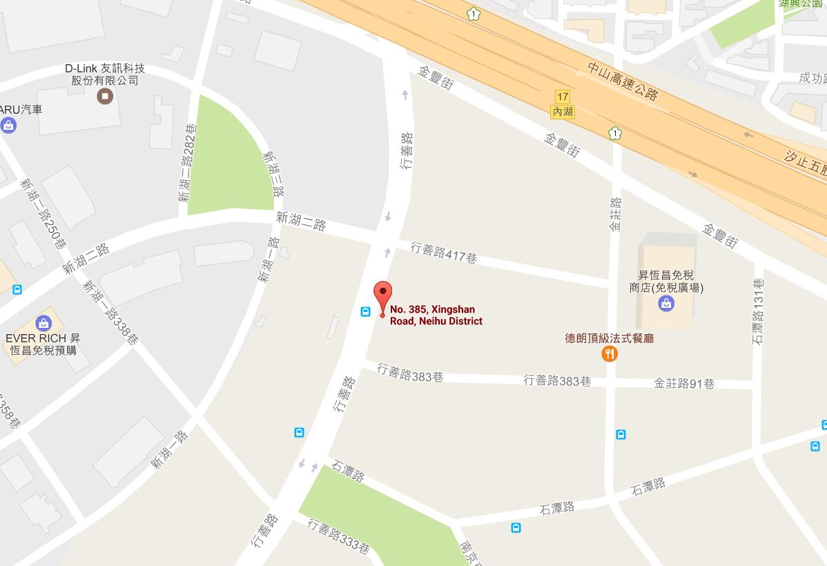 総合コンサルティングオフィスまでの行きかた※下の地図画像をクリックするとグーグルマップにリンクします。